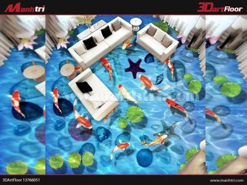 Gạch 3D Mạnh Trí 13766051