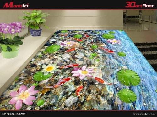 Gạch 3D Mạnh Trí 13589944