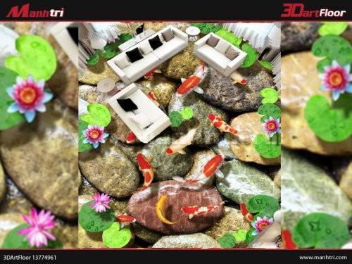Gạch 3D Mạnh Trí 13774961