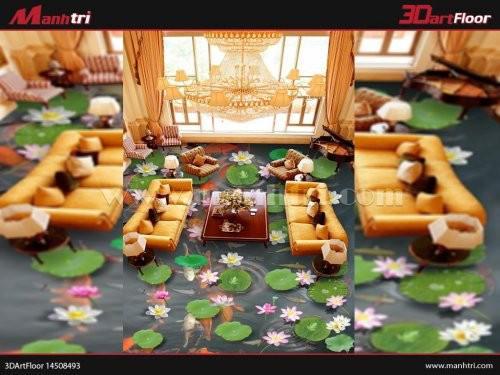 Gạch 3D Mạnh Trí 14508493