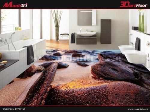 Gạch 3D Mạnh Trí 13799156