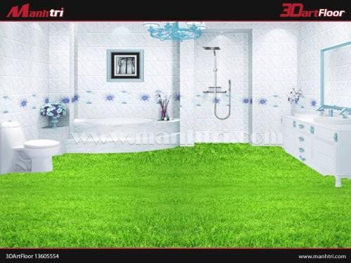 Gạch 3D Mạnh Trí 13605554