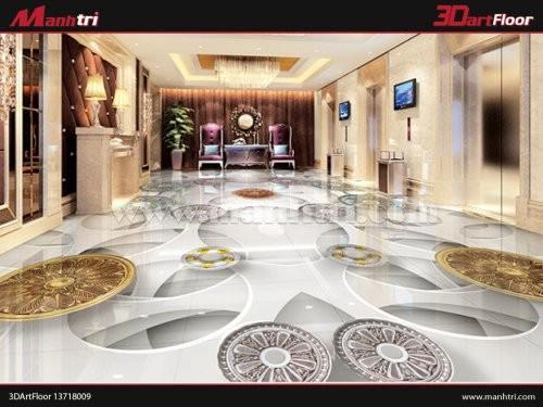 Gạch 3D Mạnh Trí 13978090