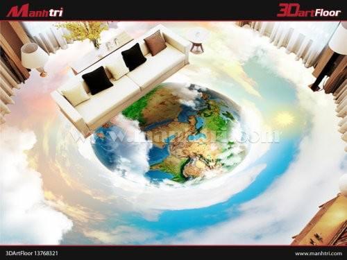 Gạch 3D Mạnh Trí 13768321