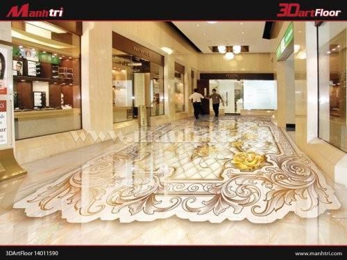 Gạch 3D Mạnh Trí 14011590