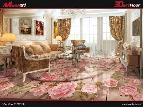 Gạch 3D Mạnh Trí 13758524
