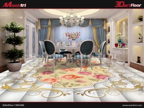 Gạch 3D Mạnh Trí 13941896