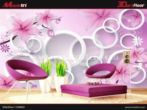 Gạch 3D Mạnh Trí 11590603