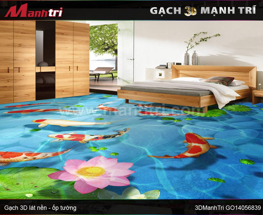 Gạch 3D Mạnh Trí GO14056839