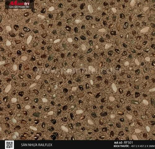 Sàn nhựa Railflex RFS01