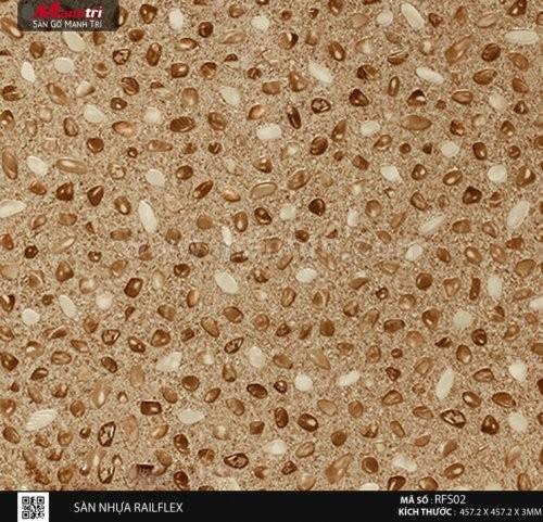 Sàn nhựa Railflex RFS02