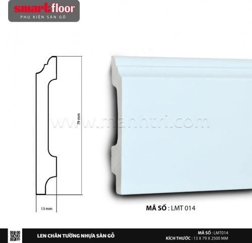 Len chân tường sàn gỗ Smart Floor LMT014