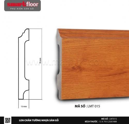 Len chân tường sàn gỗ Smart Floor LMT015