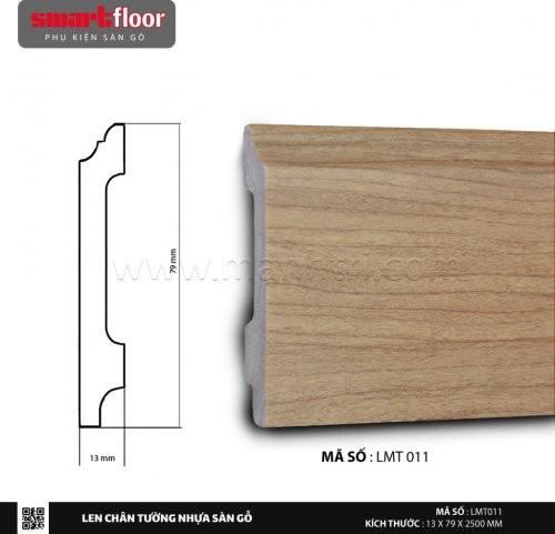 Len chân tường sàn gỗ Smart Floor LMT011