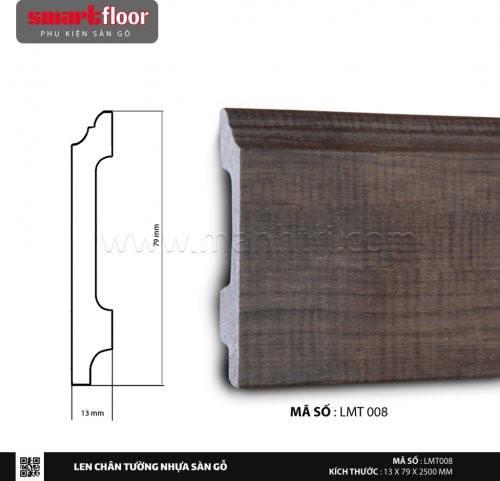 Len chân tường sàn gỗ Smart Floor LMT008
