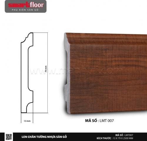 Len chân tường sàn gỗ Smart Floor LMT007
