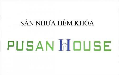 Sàn nhựa hèm khoá Pusan House