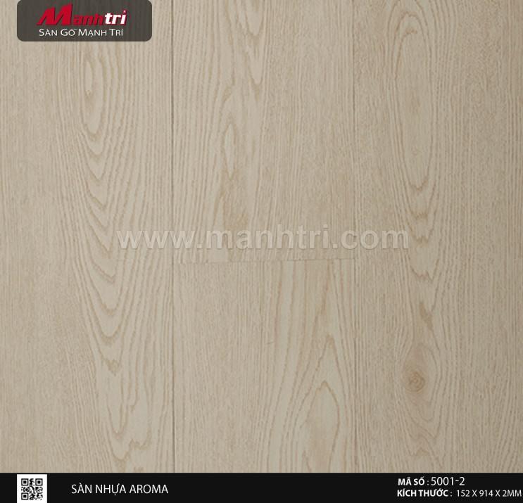 Sàn nhựa Aroma 5001-2