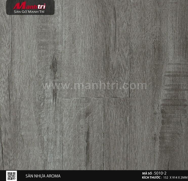 Sàn nhựa giả gỗ Aroma 5010-2