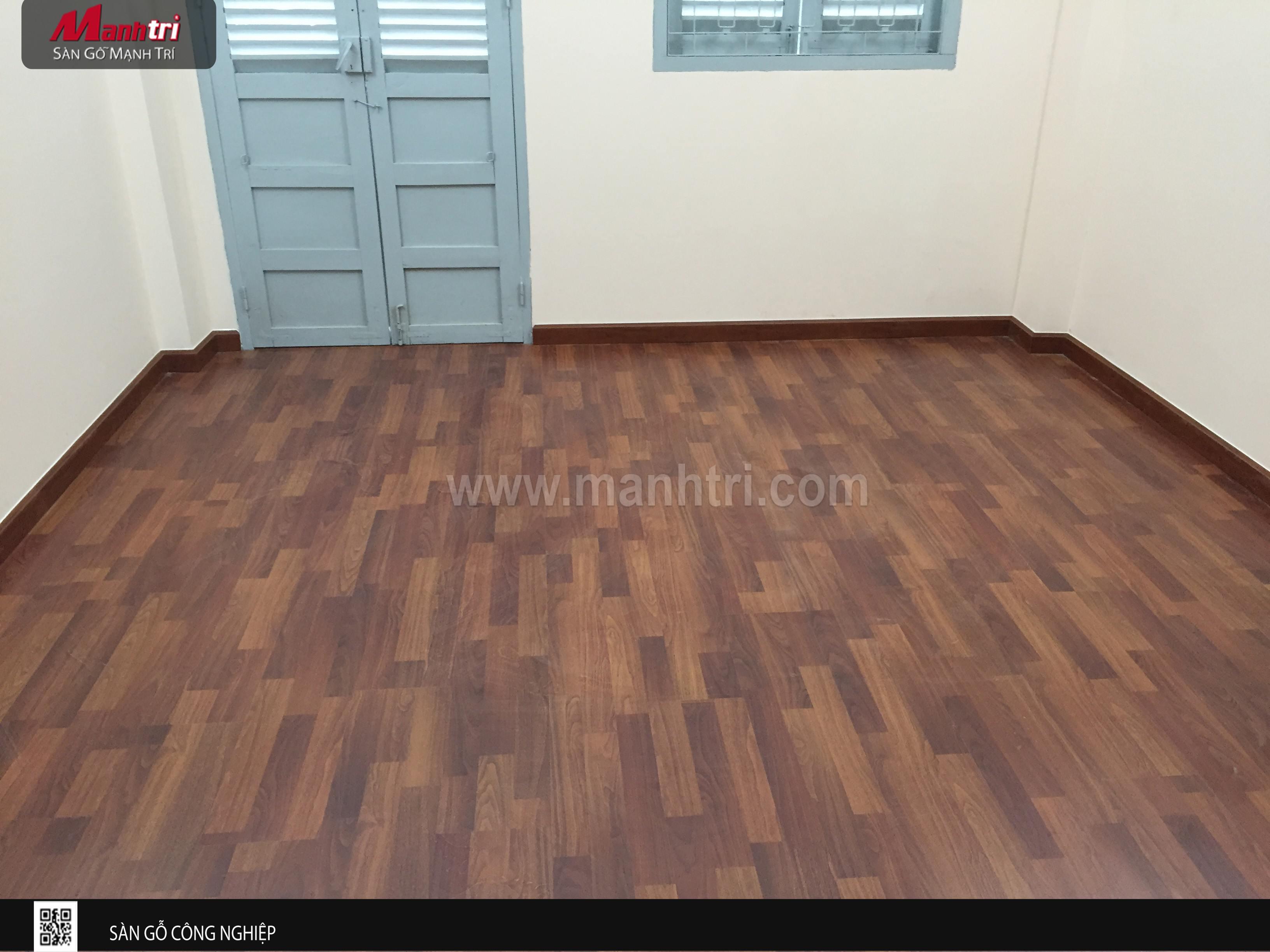 Bắt kịp xu hướng trang trí nội thất hiện đại với Sàn gỗ công nghiệp