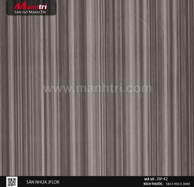 Sàn nhựa JFlor JW-42