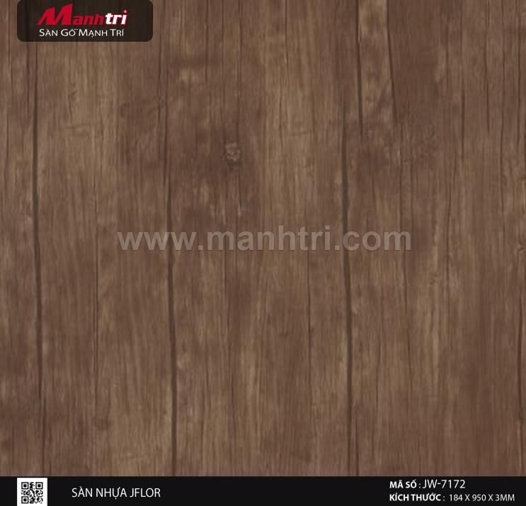 Sàn nhựa Jflor JW-7172