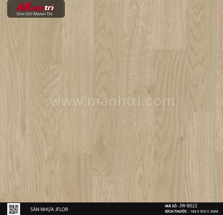 Sàn nhựa JFlor JW-8022