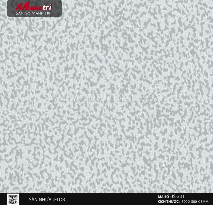 Sàn nhựa JFlor JS-231