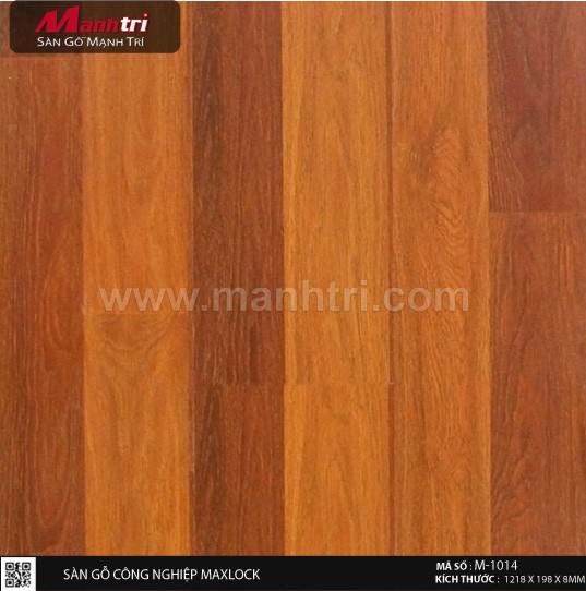 Sàn gỗ MaxLock M-1014