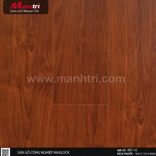 Sàn gỗ MaxLock MS-10
