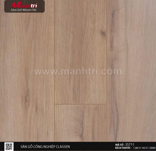 Sàn gỗ Classen 35711