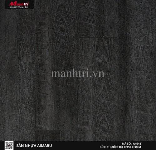 Sàn nhựa giả gỗ Aimaru 4048