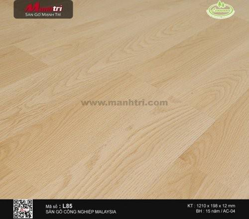 Sàn gỗ LeoWood L85