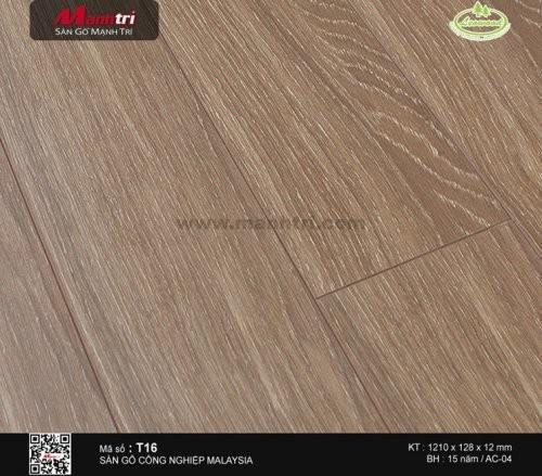 Sàn gỗ Leowood T16