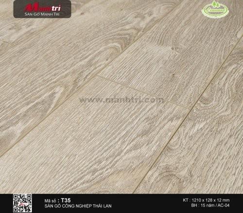 Sàn gỗ Leowood T35