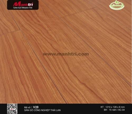 Sàn gỗ Leowood V28