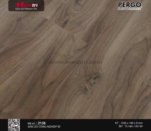 Sàn gỗ Pergo 2136