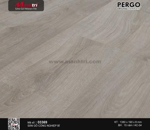 Sàn gỗ Pergo 03369