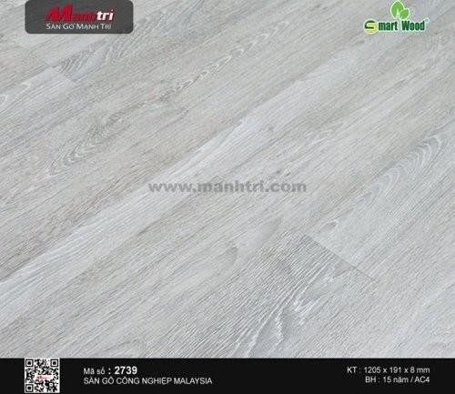 Sàn gỗ SmartWood 2739