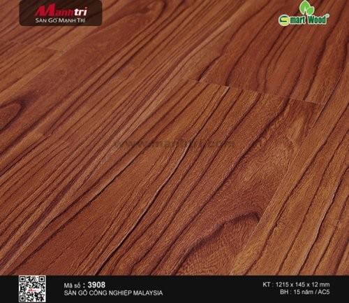 Sàn gỗ SmartWood 3908