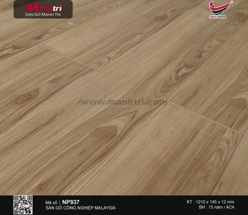 Sàn gỗ SmartChoice NP937