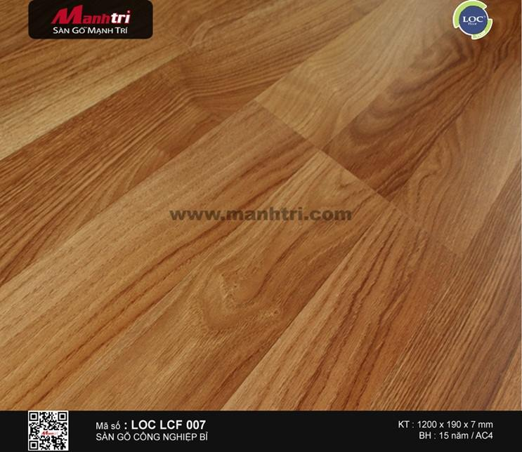 Sàn gỗ Loc LFC 007