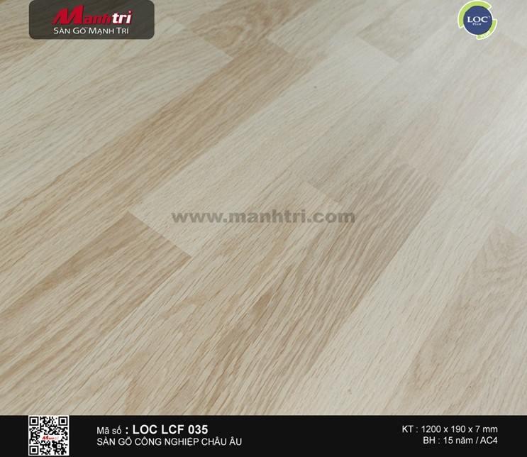Sàn gỗ Loc LFC 035