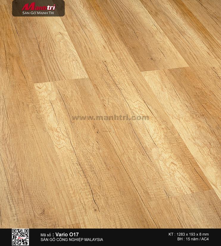 Sàn gỗ Vario O17