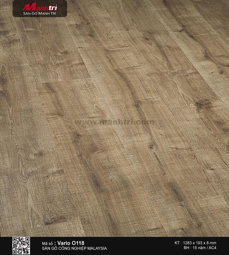 Sàn gỗ Vario O118