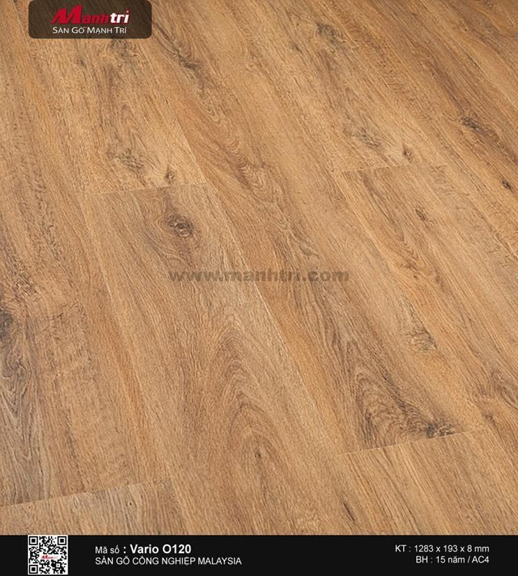 Sàn gỗ Vario O120