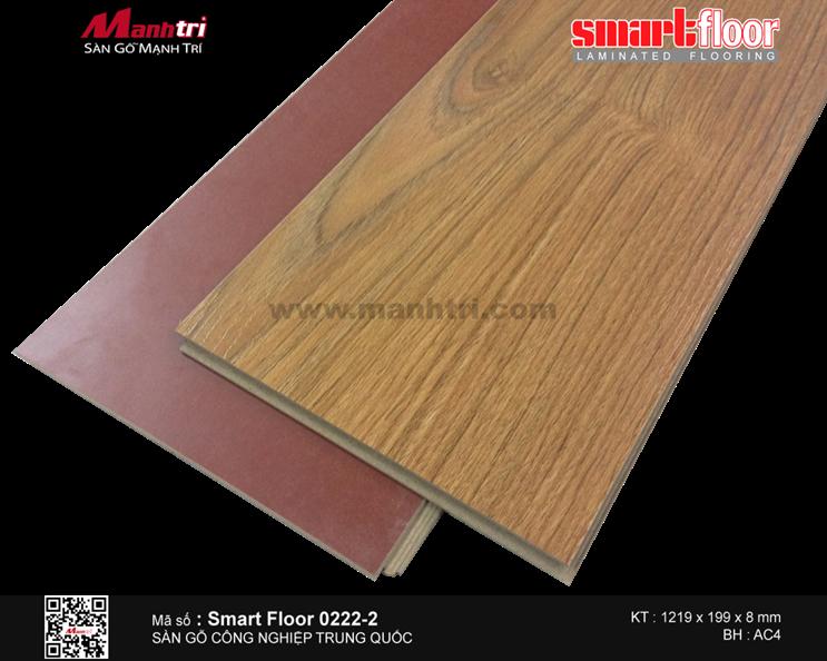 Sàn gỗ Smart FLoor 0222-2