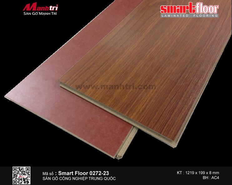 Sàn gỗ Smart FLoor 0272-23
