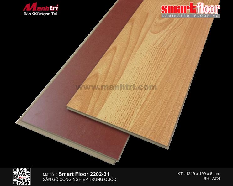 Sàn gỗ Smart FLoor 2202-31