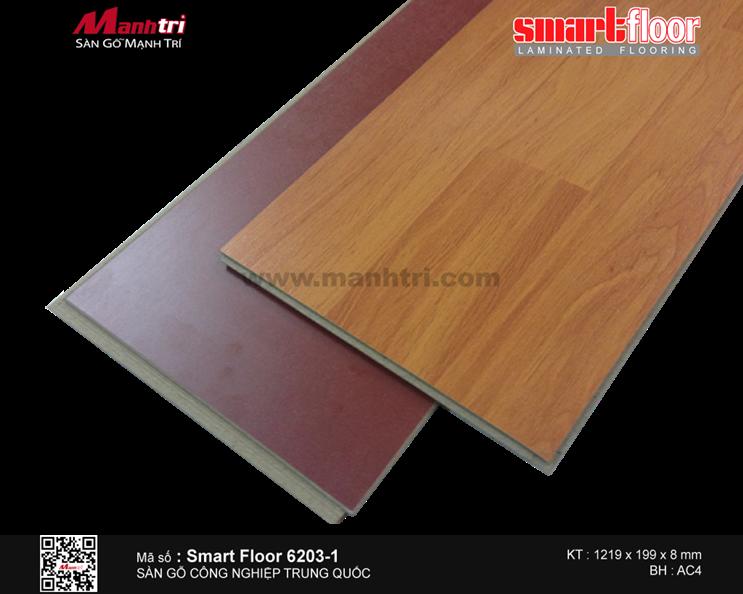 Sàn gỗ Smart FLoor 6203-1